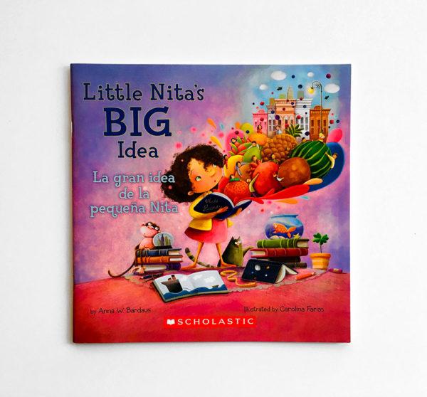 LA GRAN IDEA DE LA PEQUEA NITA - LITTLE NITA'S BIG IDEA