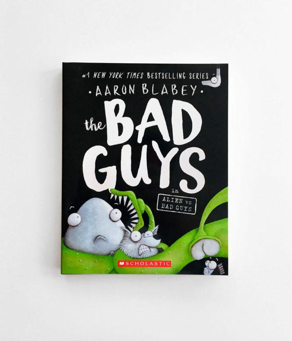 BAD GUYS IN ALIEN VS BAD GUYS (#6)
