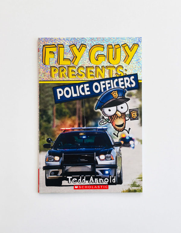 FLY GUY PRESENTS POLICE OFFICERS