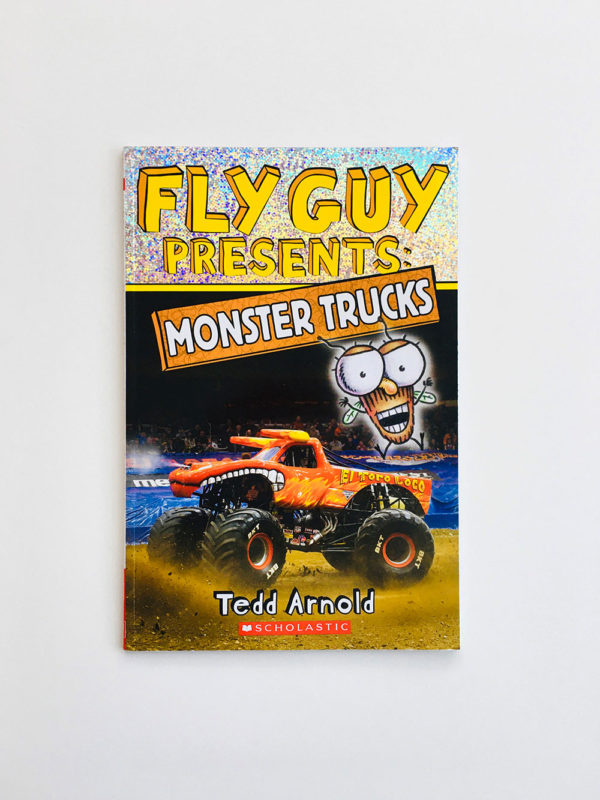 FLY GUY PRESENTS MONSTER TRUCKS