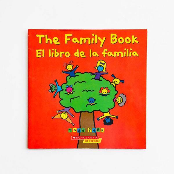 LIBRO DE LA FAMILIA / THE FAMILY BOOK - TODD PARR