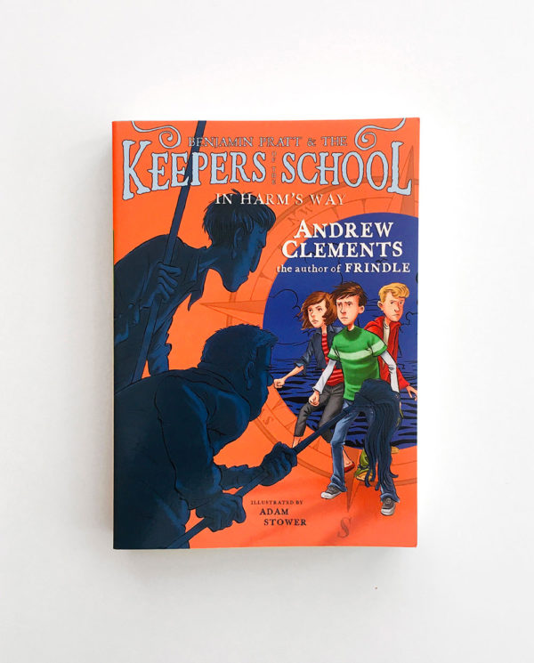 KEEPERS OF THE SCHOOL: IN HARM'S WAY (#4)