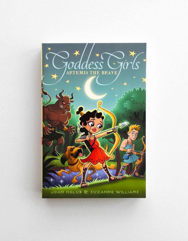 GODDESS GIRLS: ARTEMIS THE BRAVE