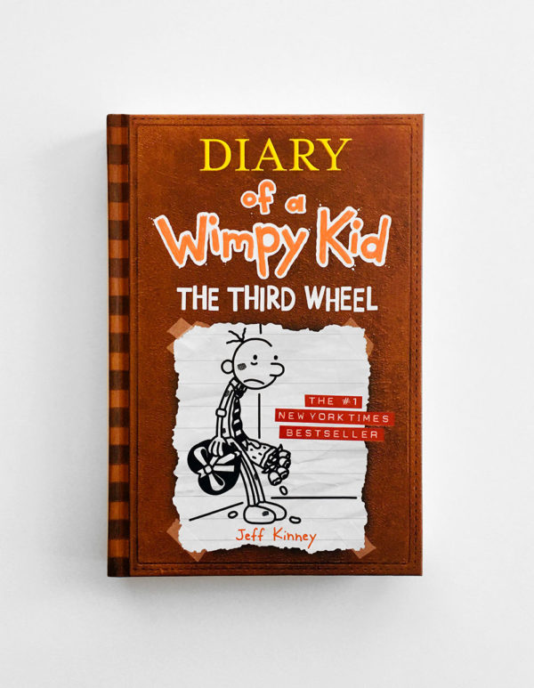 DIARY OF A WIMPY KID: THE THIRD WHEEL (#7)