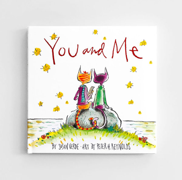 YOU AND ME - PETER REYNOLDS