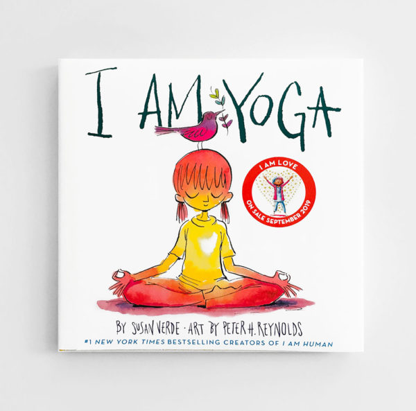 I AM YOGA - PETER REYNOLDS