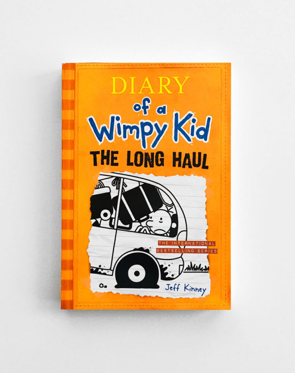 DIARY OF A WIMPY KID: THE LONG HAUL (#9)