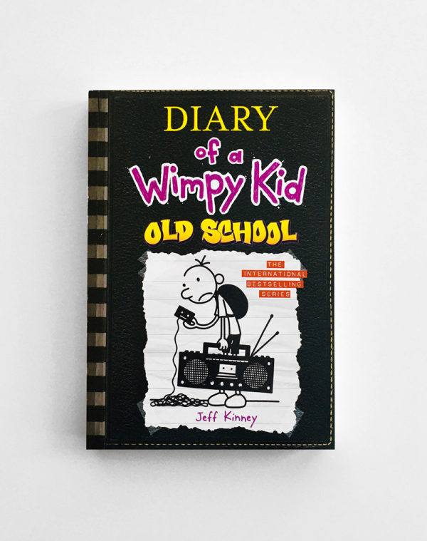 DIARY OF A WIMPY KID: OLD SCHOOL (#10)