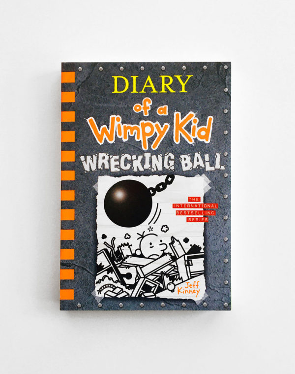 DIARY OF A WIMPY KID: WRECKING BALL(#14)