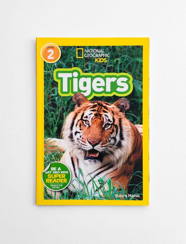 NAT GEO #2: TIGERS