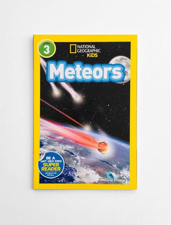 NAT GEO #3: METEORS