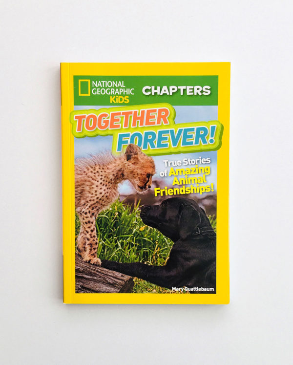 NAT GEO CHAPTERS: TOGETHER FOREVER!
