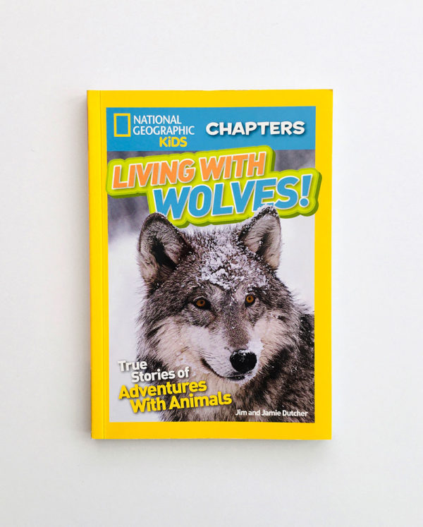 NAT GEO CHAPTERS: LIVING WITH WOLVES!