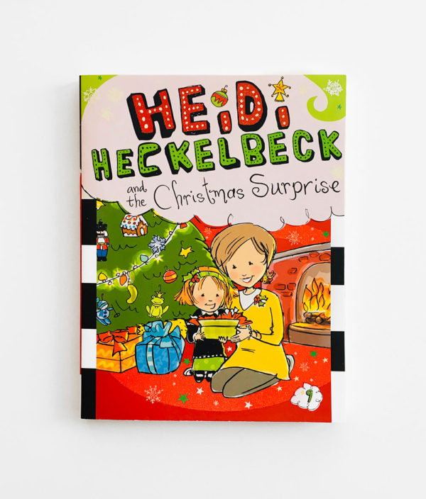 HEIDI HECKELBECK AND THE CHRISTMAS SURPRISE (#9)
