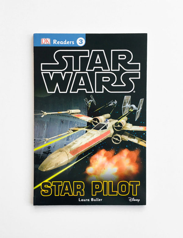 DK READERS #3: STAR WARS - STAR PILOT