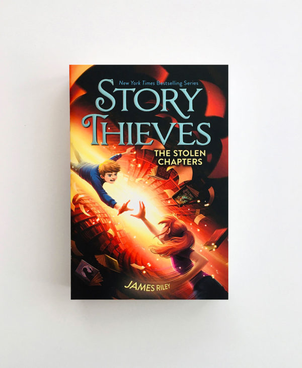 STORY THIEVES: THE STOLEN CHAPTERS