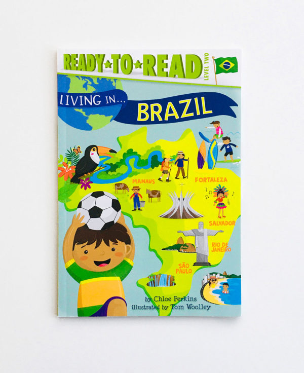 READY TO READ #2: LIVING IN…BRAZIL