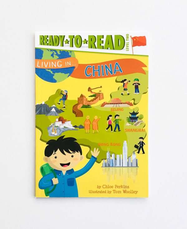 READY TO READ #2: LIVING IN…CHINA