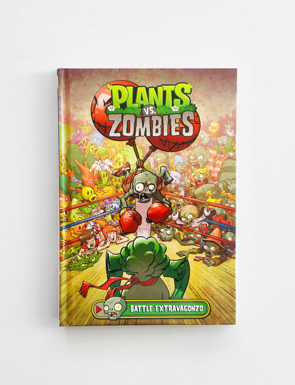 PLANTS VS. ZOMBIES: BATTLE EXTRAVAGONZO