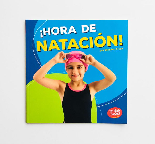 ¡HORA DE NATACIÓN!