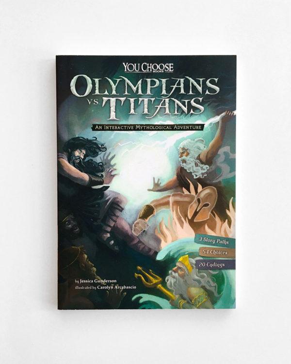 YOU CHOOSE: OLYMPIANS VS TITANS