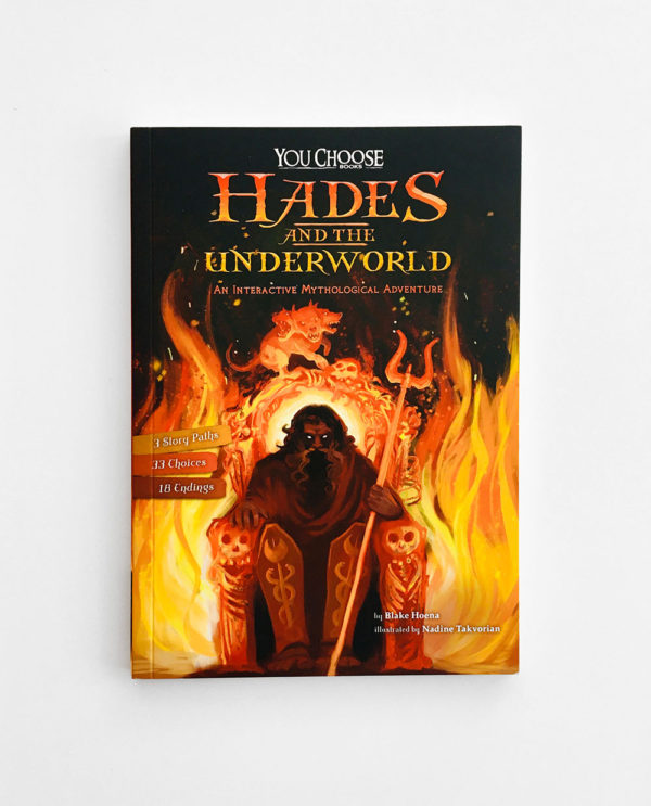YOU CHOOSE: HADES AND THE UNDERWORLD