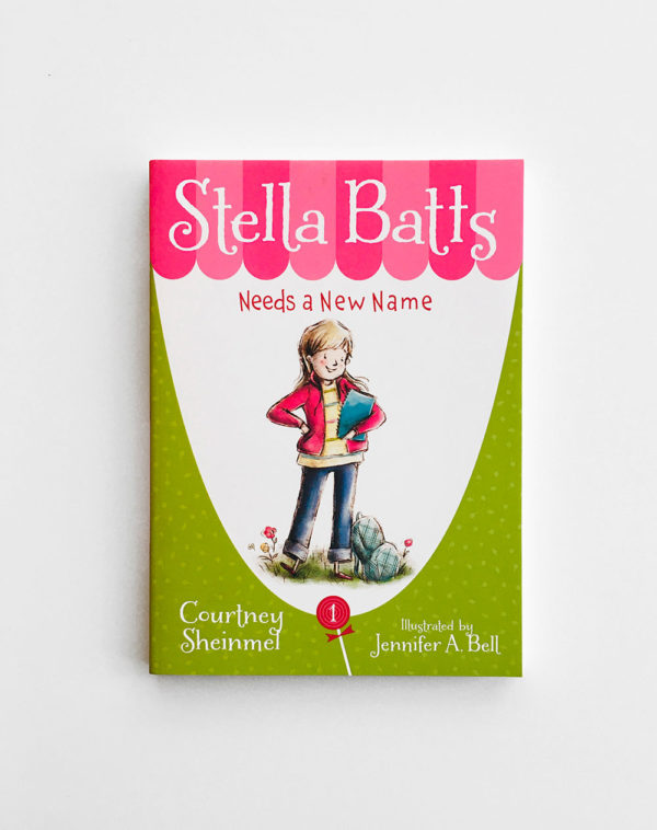 STELLA BATTS: NEEDS A NEW NAME