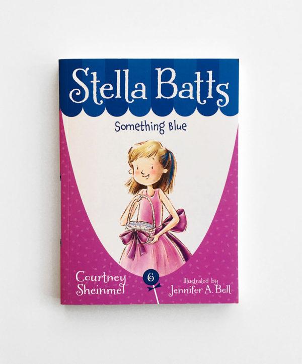 STELLA BATTS: SOMETHING BLUE