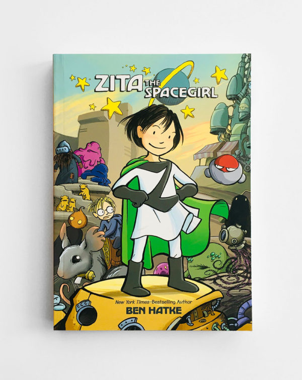 ZITA, THE SPACEGIRL