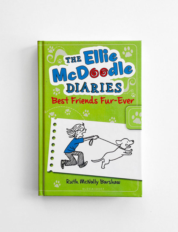 THE ELLIE MCDOODLE DIARIES: BEST FRIENDS FUR-EVER