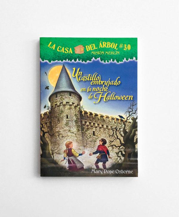 LA CASA DEL ÁRBOL - MISIÓN MERLÍN: CASTILLO EMBRUJADO EN LA NOCHE DE HALLOWEEN