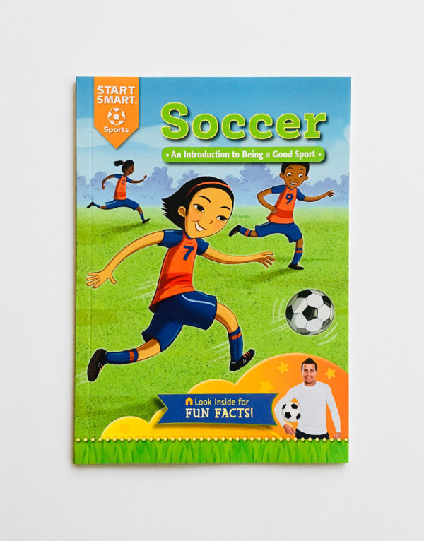SOCCER: AN INTRODUCTION TO BEING A GOOD SPORT