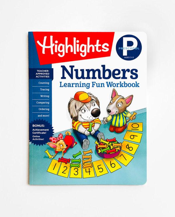HIGHLIGHTS PRESCHOOL: NUMBERS