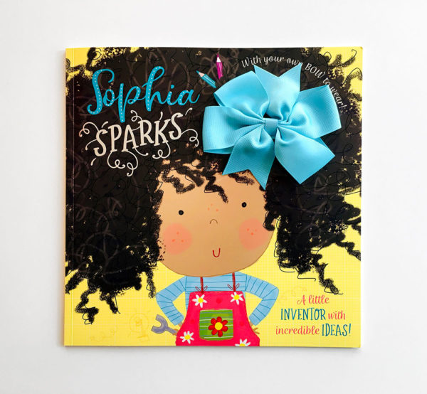 SOPHIA SPARKS, A LITTLE INVENTOR