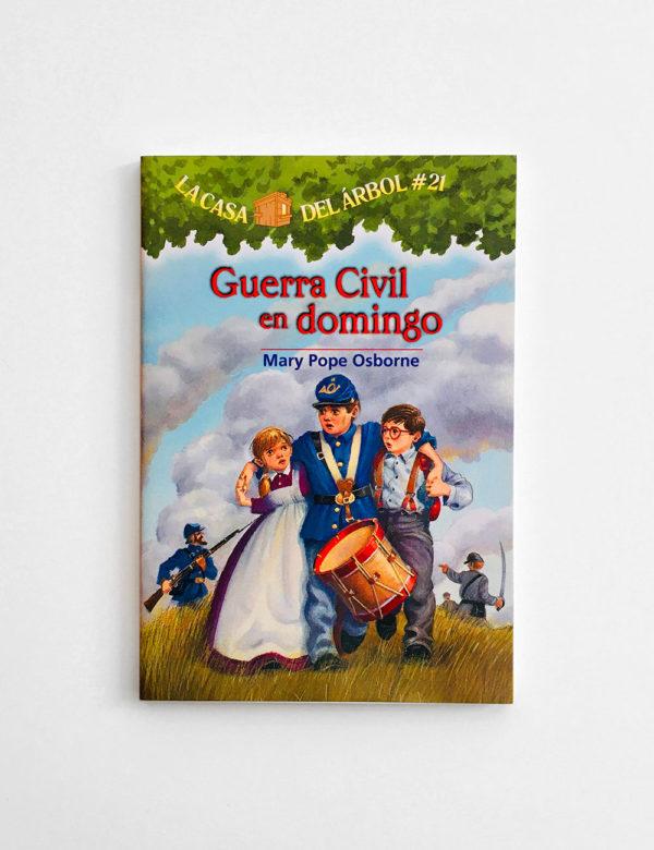 LA CASA DEL ÁRBOL: GUERRA CIVIL EN DOMINGO