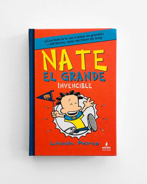NATE, EL GRANDE INVENCIBLE (#4)