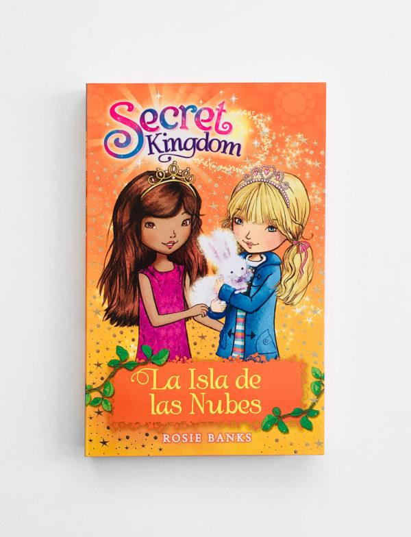 SECRET KINGDOM: LA ISLA DE LAS NUBES (#3)