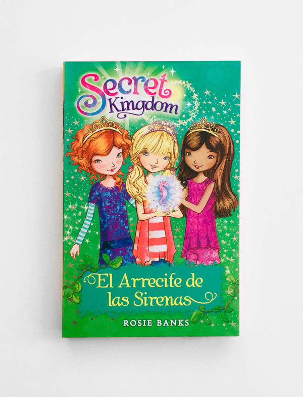 SECRET KINGDOM: EL ARRECIFE DE LAS SIRENAS (#4)