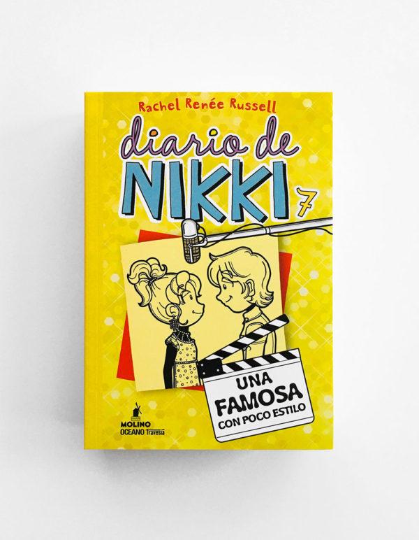 DIARIO DE NIKKI: UNA FAMOSA CON POCO ESTILO (#7)