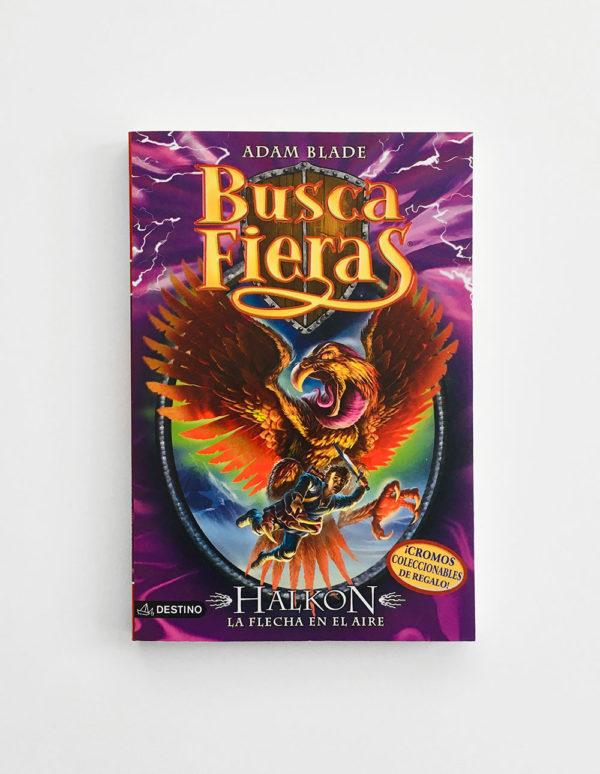 BUSCA FIERAS: HALKON, LA FLECHA EN EL AIRE