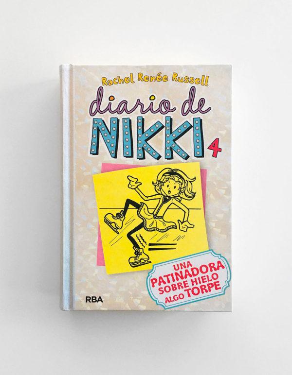 DIARIO DE NIKKI: UNA PATINADORA SOBRE HIELO ALGO TORPE (#4)