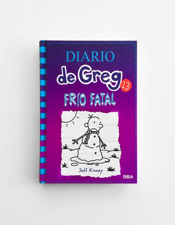 DIARIO DE GREG: FRÍO FATAL (#13)