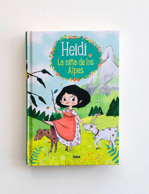 HEIDI: LA NIÑA DE LOS ALPES