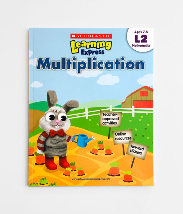 LEARNING EXPRESS: MULTIPLICATION