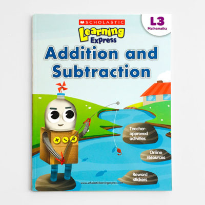 LEARNING EXPRESS: ADDITION AND SUBTRACTION