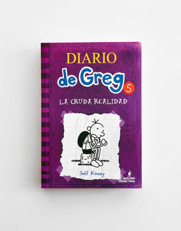 DIARIO DE GREG: LA CRUDA REALIDAD (#5)