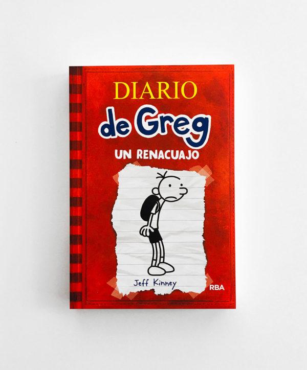 DIARIO DE GREG: UN RENACUAJO (#1)