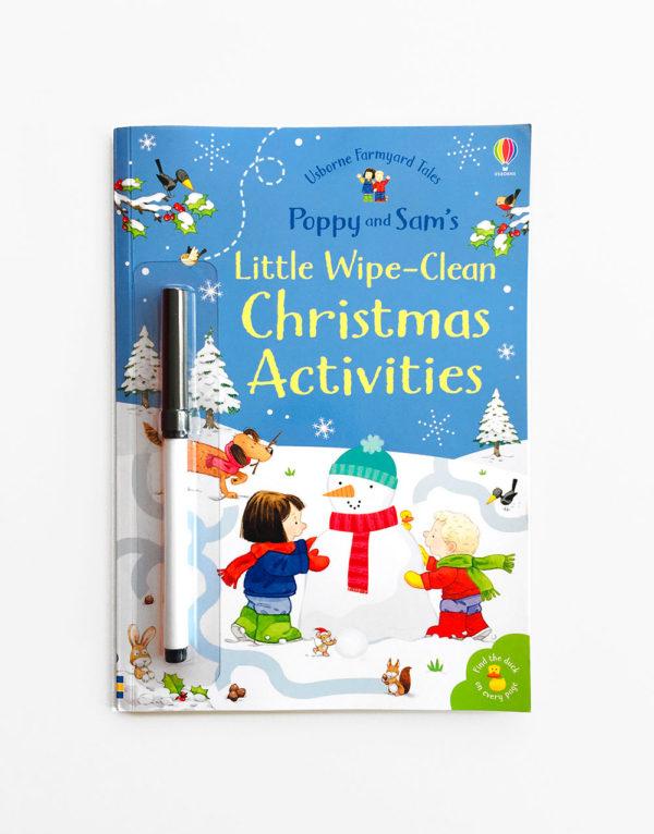 LITTLE WIPE-CLEAN: CHRISTMAS ACTIVITIES