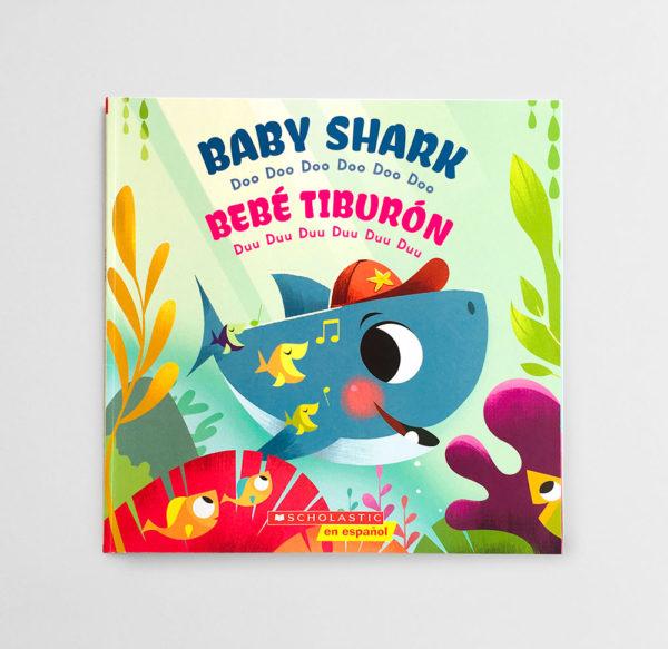 BABY SHARK - BEBÉ TIBURÓN