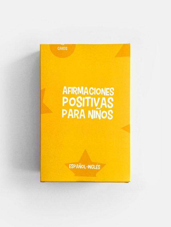FLASHCARDS: AFIRMACIONES POSITIVAS PARA NIÑOS (30)